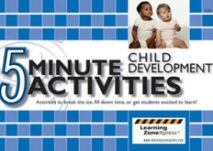5 Minute Child Development Activities