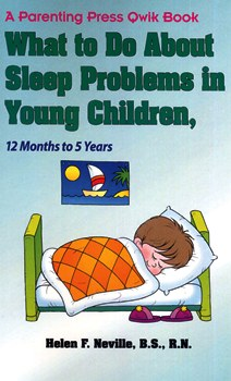 What To Do About Sleep Problems In Young Children