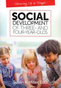 Social Development of Three-and Four-Year-Olds