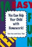 You Can Help Your Child with Homework