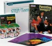 click for more info on Parenting Teenagers STEP
