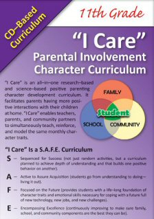 'I Care' Positive Parenting CD-Based Curricula - 11th