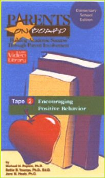 Encouraging Positive Behavior Elementary DVD