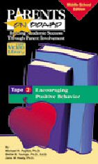 Encouraging Positive Behavior Middle School DVD