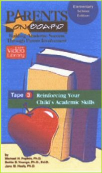Reinforcing Your Child's Academic Skills Elementary DVD