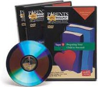 Complete Parents on Board DVD Library Middle School