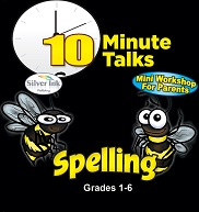 Ten Minute Talks - Spelling