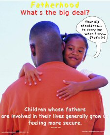 Fatherhood, What's the Big Deal?